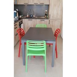 Chaises de cuisine ou d'extérieur Clip