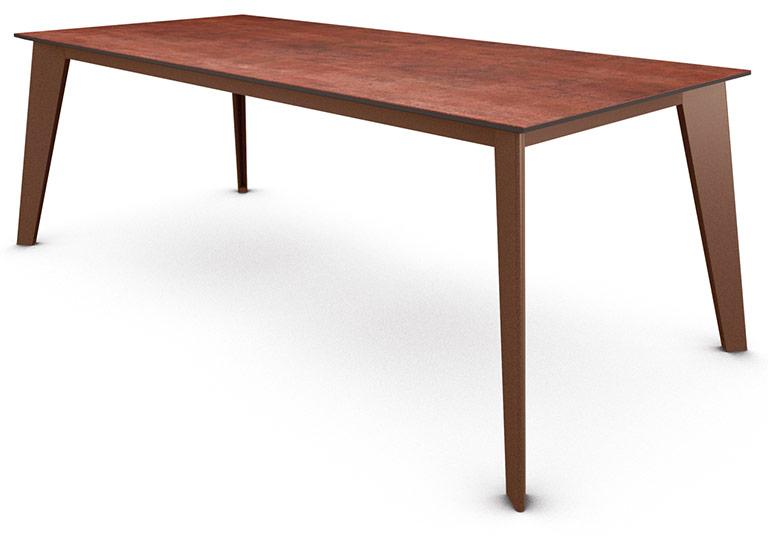 Tables en céramique