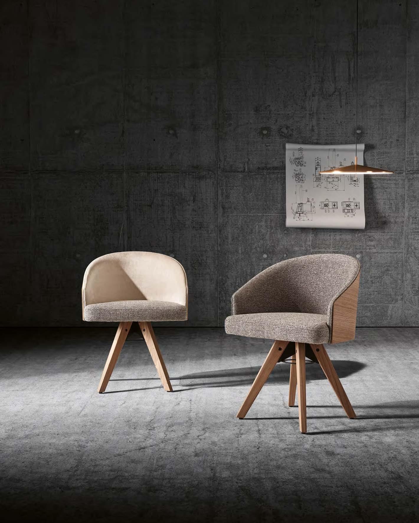 Chaises scandinaves et fauteuils scandinaves