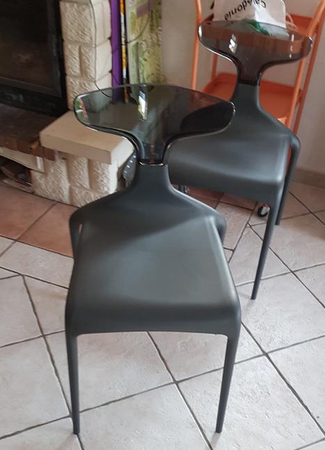 Chaise design Funk