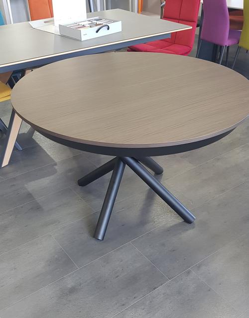 Table Fahrenheit Round en mélaminé
